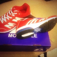 More Mile London Pro-Strike road running shoes - a first review