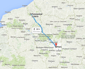Route today.