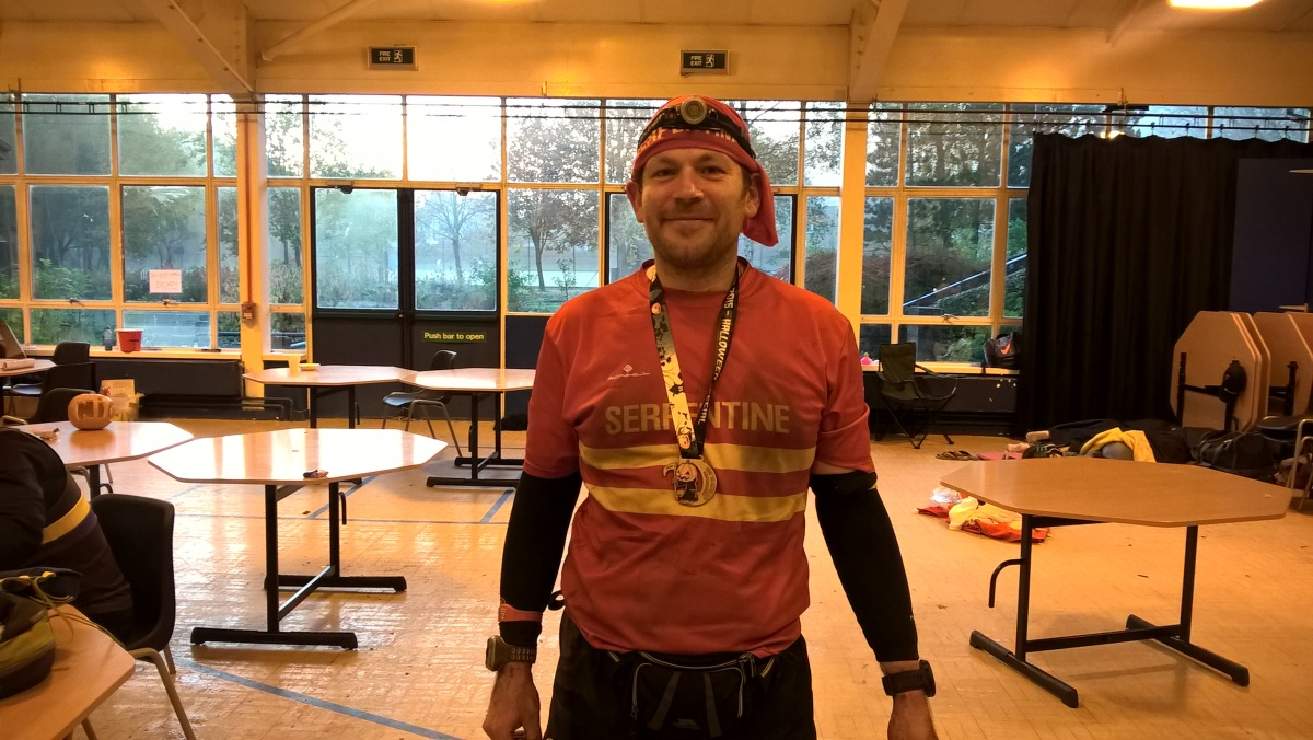 Dusk til Dawn 2015 - 50+ mile Ultra in the Peak District at night :-) Race report