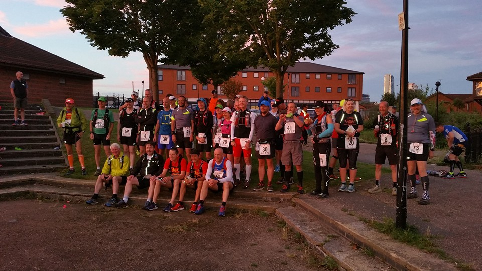 Liverpool to Leeds Canal Race – DNFd at 90 / 130 miles