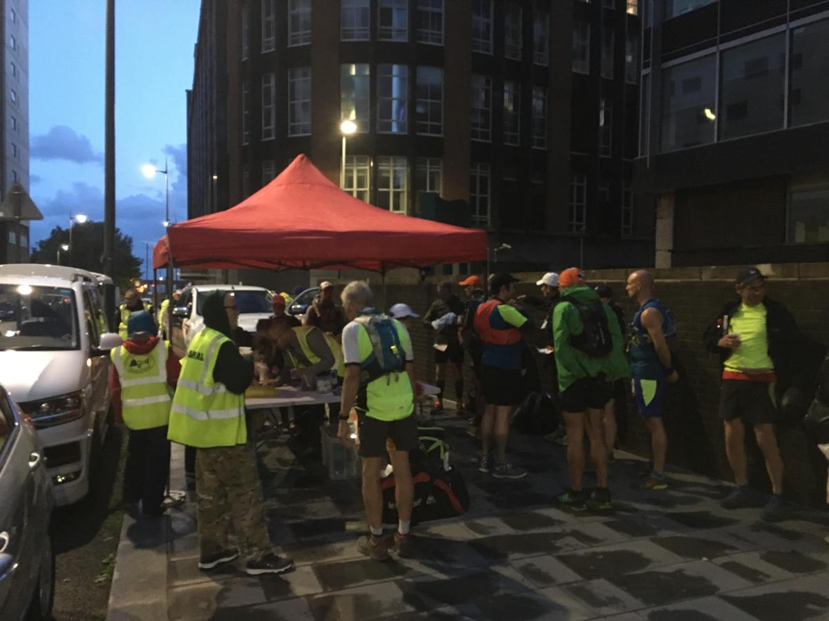 Liverpool to Leeds Canal Race - 130 miles - 2018 and thoughts on the Canalslam